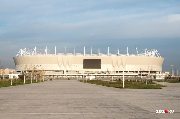 За состояние стадиона регион начнет нести ответственность с 2020 года