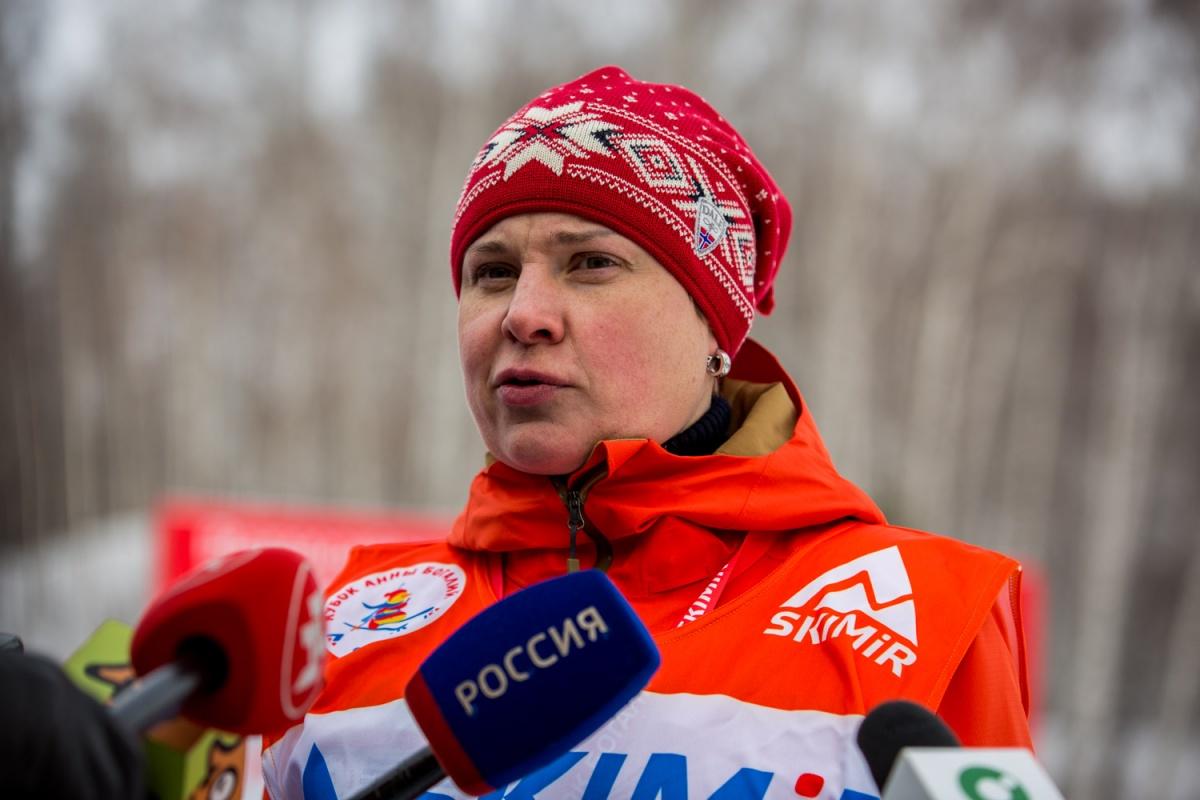 Анна Богалий проводит Кубок в 7-й раз