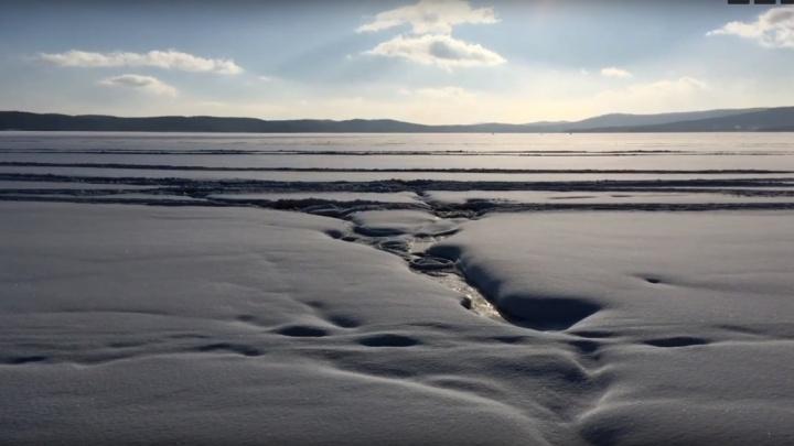 Сливали канализацию: природоохранная прокуратура нашла источник загрязнения озера Тургояк