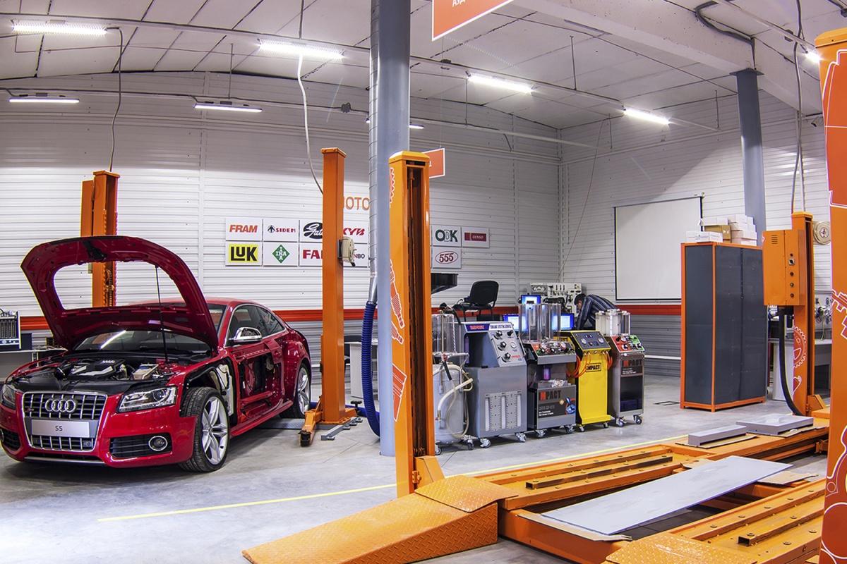 FITLAB. Обучающая модель автомобиля A    udi    S    5
