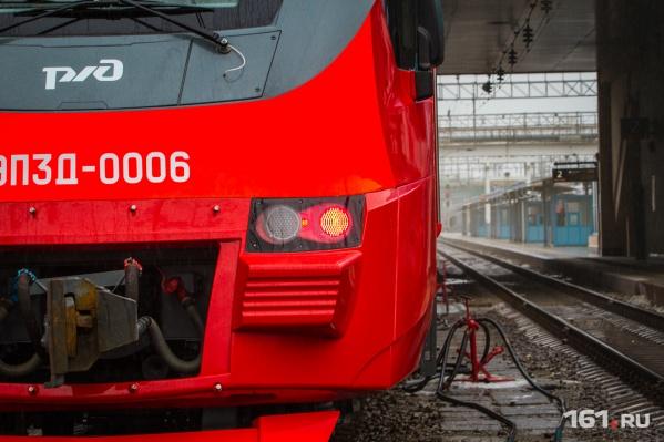 Пассажиры поезда проведут в дороге на час меньше