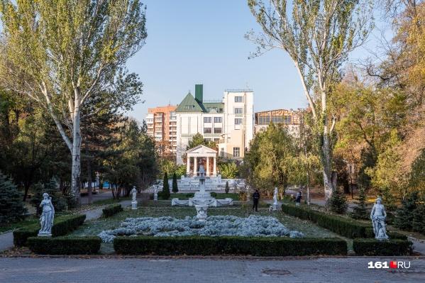 В обновление парка Горького включат не только декоративную часть, но и ремонт всех коммуникаций