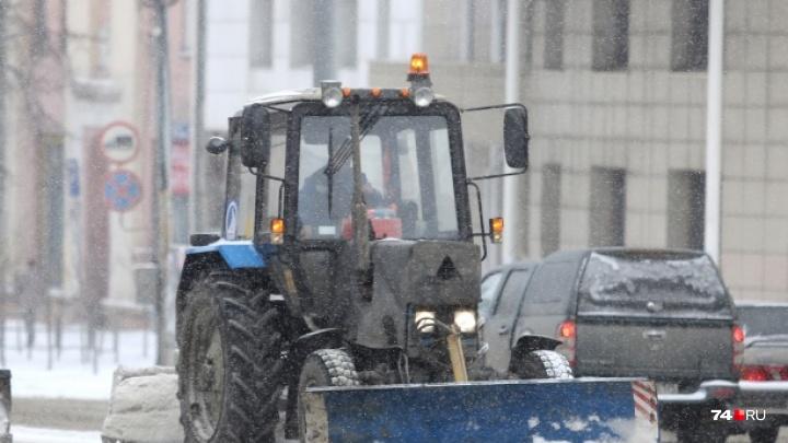 Кто будет чистить снег в Челябинске после Нового года? На кону — снова три миллиарда