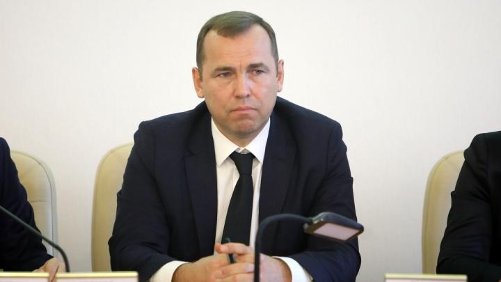 Шумков удалил с заседания правительства начальника одного из управлений
