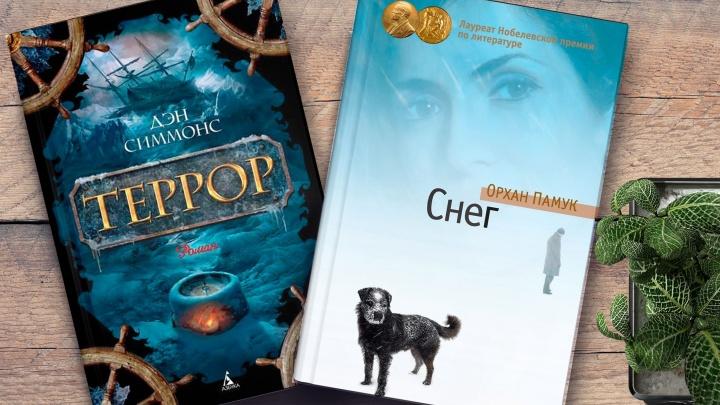 Мороз по коже: два романа, где снег, лед и холод становятся главными героями