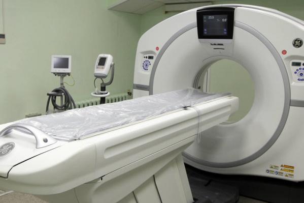 Ввести томограф в эксплуатацию планируется во второй половине января