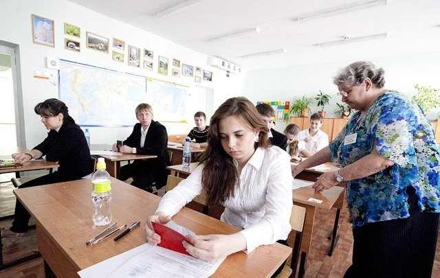 4000 школьников в Курганской области будут сдавать ЕГЭ