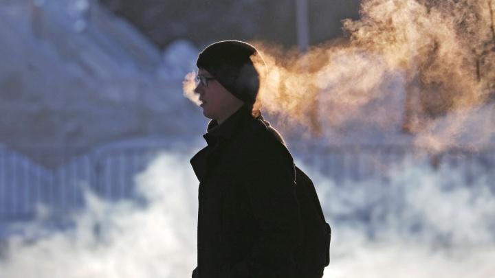 -30 градусов, первые жертвы мороза и отмена занятий: в Челябинске побит температурный рекорд декабря