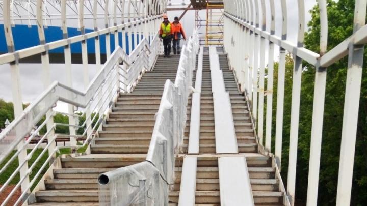 Воздушную «зебру» на трассе  Уфа — Оренбург запустят в августе