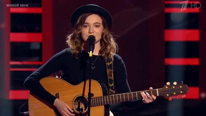 Девочка из Башкирии покорила жюри «Голос-7. Перезагрузка»: все судьи повернулись лицом к юной певице