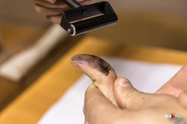 Восстановить справедливость помогли отпечатки пальцев