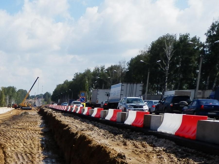 Казань: Главгосэкспертиза одобрила проект возведения дороги Москва