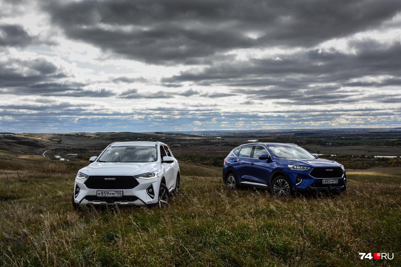 Haval F7 — среднеразмерный кроссовер, который по габаритам близок к Nissan X-Trail, но в конкуренты набивается к автомобилям поменьше — вроде KIA Sportage и Hyundai Tucson