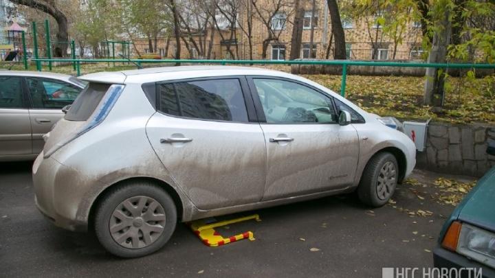 Соседи вынудили владельца электрокара с Красраба продать авто