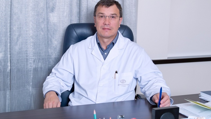 Главный офтальмолог Свердловской области ответит на вопросы екатеринбуржцев