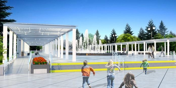 Сузят дорогу и добавят фонтаны: площадь Революции изменит облик в этом году