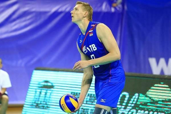 Волейбол: в команду «Локомотив»пришёл сильный игрок двухметрового роста