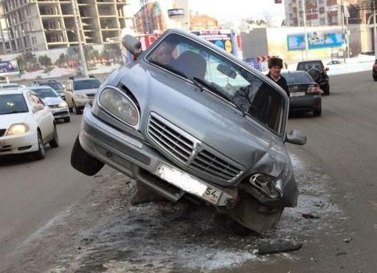 Проскочить не получится: топ-10 опасных перекрёстков Новосибирска