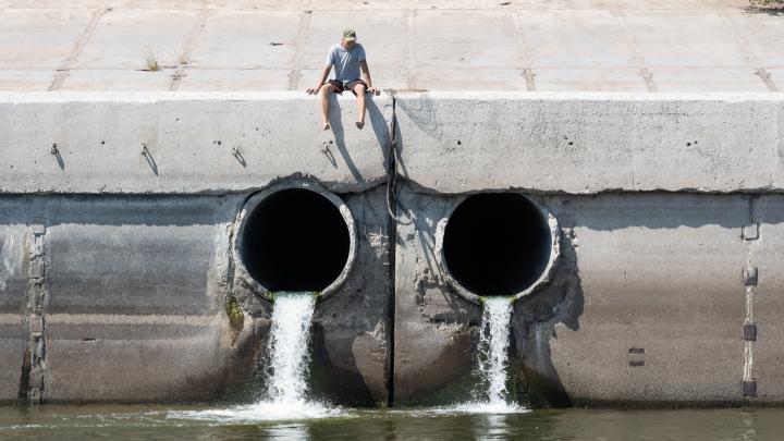 Волгоград вошёл в пятёрку городов-загрязнителей воды по России