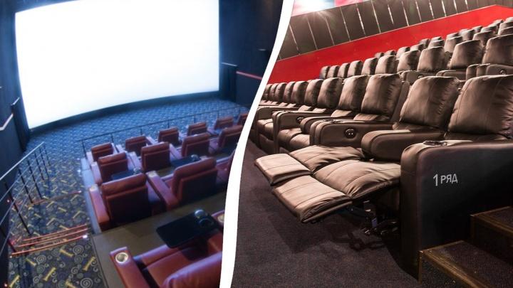 Стало известно, когда в «МегаСити» и «Космопорте» откроют мягкие кинотеатры