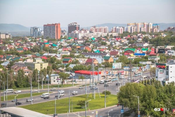 Самарский частный сектор ждет преображение