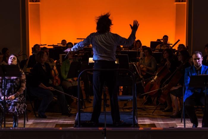 Концертный зал имениИсидора Зака