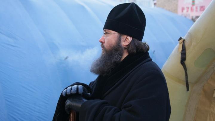 Магнитогорского священника, брата которого обвиняли в избиении женщины, перевели в другой регион