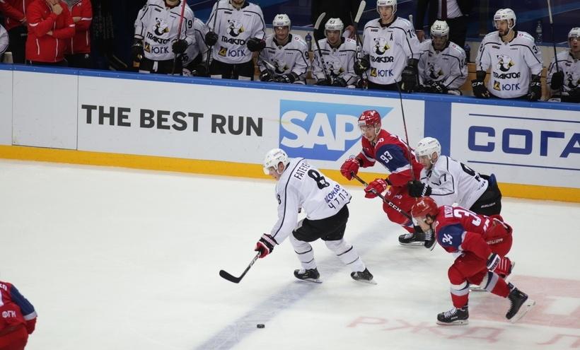 Челябинский «Трактор» вырвал победу у «Локомотива»
