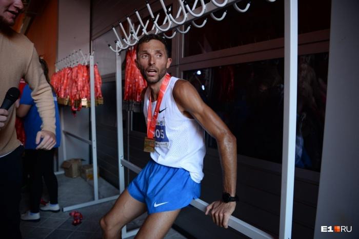 Этот марафон, по словам Юрия Чечуна, пятикратного победителя «Европы — Азии», стал одним из самых тяжелых