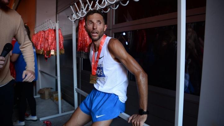 «Один из самых тяжелых моих забегов»: участники «Европы — Азии» — о прошедшем марафоне