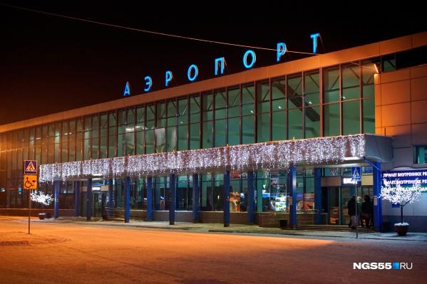 Воздушный порт Омска совсем скоро получит новое название. Идея с переименованием с самого начала выглядела не слишком логично