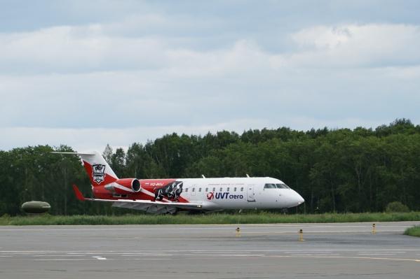 Приём заявок от авиакомпаний осуществляется до 27 сентября