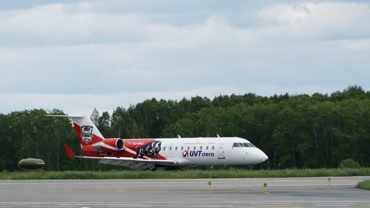Минтранс Прикамья ищет авиакомпании для субсидируемых рейсов до Нижнего Новгорода и Новосибирска