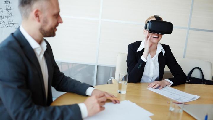 В Самаре соискатели будут проходить отбор на работу в виртуальной реальности