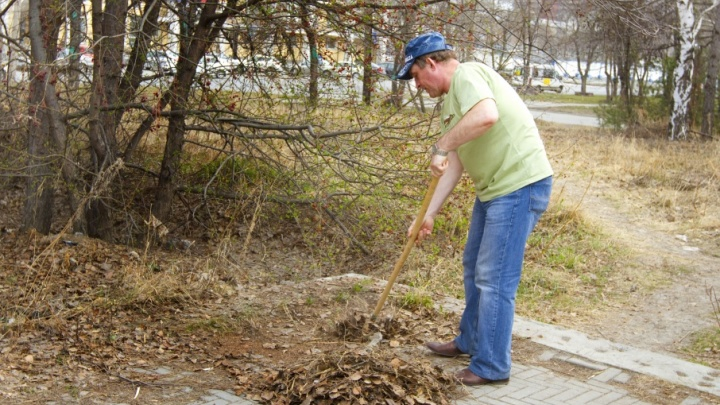 В Зауралье приглашают жителей собирать мусор: всем желающим дадут мешки и перчатки