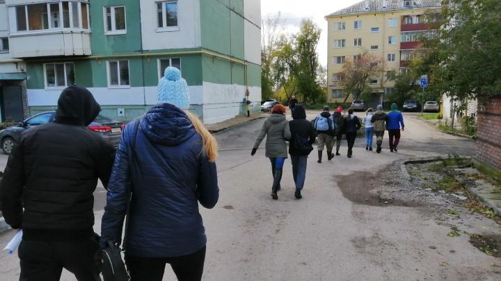 Прочесывали лог и дворы. Как в Перми искали Евгения Коногорова, пропавшего после посещения Trash bar