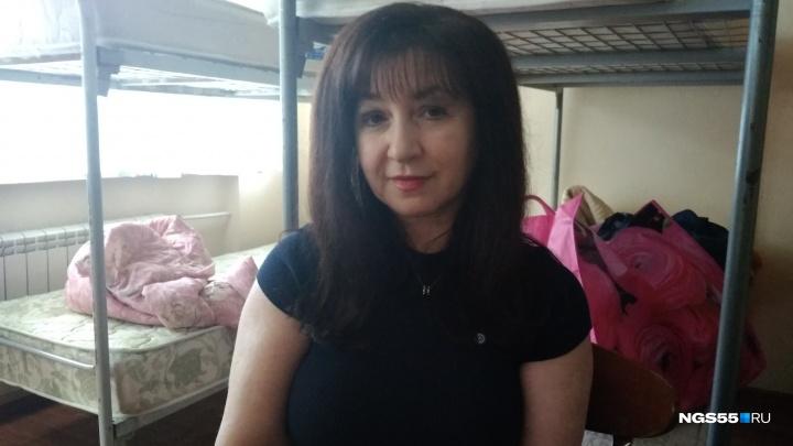 Натела Полежаева начала эвакуацию «Рассвета» в здание поликлиники при нефтезаводе