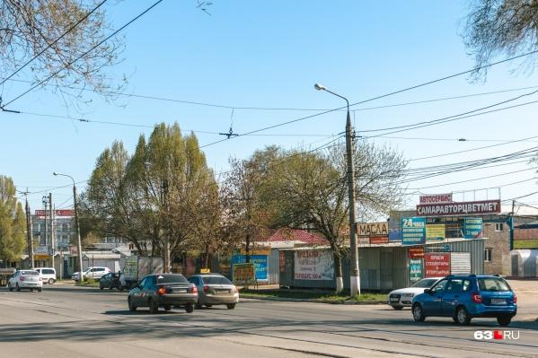 ЧП произошло в Советском районе