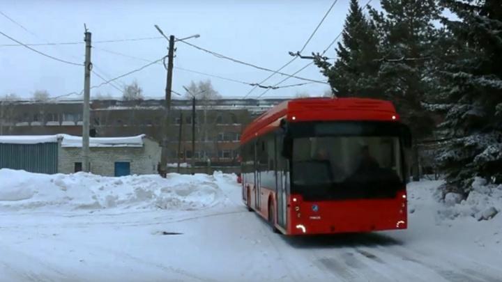 В департаменте транспорта определились со второй маркой электробусов для Омска
