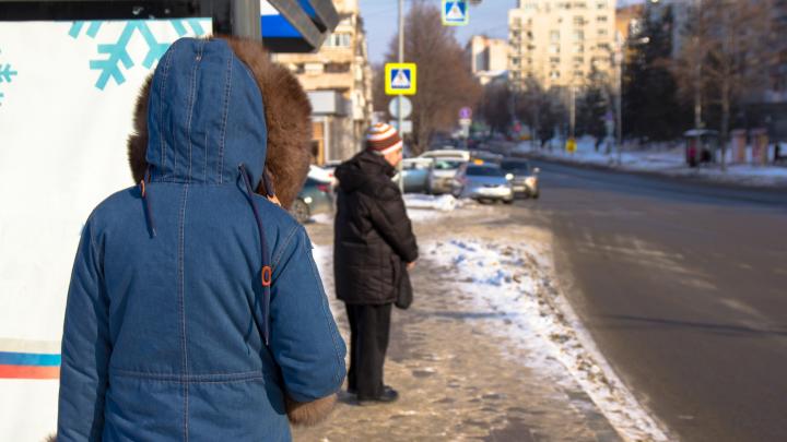 Стоимость проезда в общественном транспорте Самары увеличится с 1 января