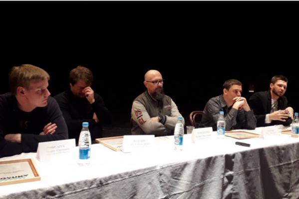 В прошлом году участниками лаборатории стали четыре молодых режиссера
