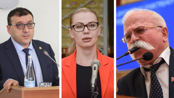 Кто все эти люди: знаете ли вы власть в лицо? Угадай ростовского чиновника по фотографии