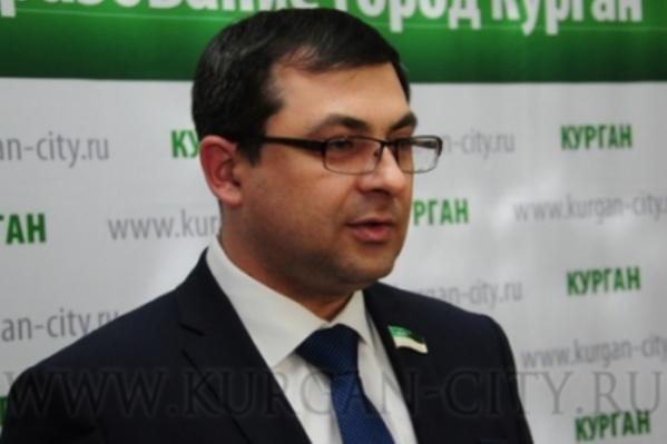 Роман Сергеечев не так давно был избран депутатом Курганской городской думы, как уже идет в исполнительную власть
