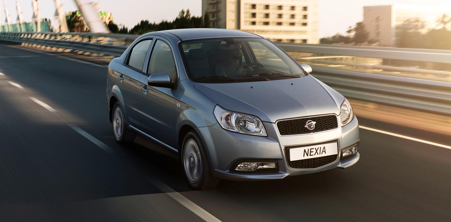 Модели Nexia продавались под марками Daewoo и Ravon, а теперь они получат шильдик Chevrolet