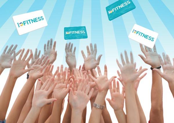 В мае в фитнес-клубе разыграют множество крутых призов