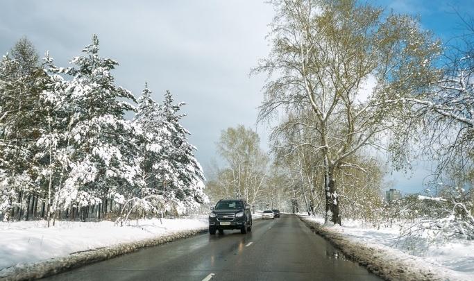 В первый день календарной зимы в Красноярск заглянет потепление