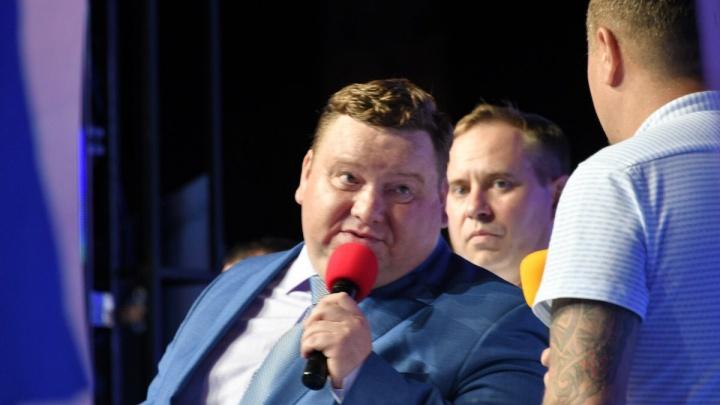 Капитан команды КВН «Сок» Дмитрий Колчин стал советником губернатора Самарской области