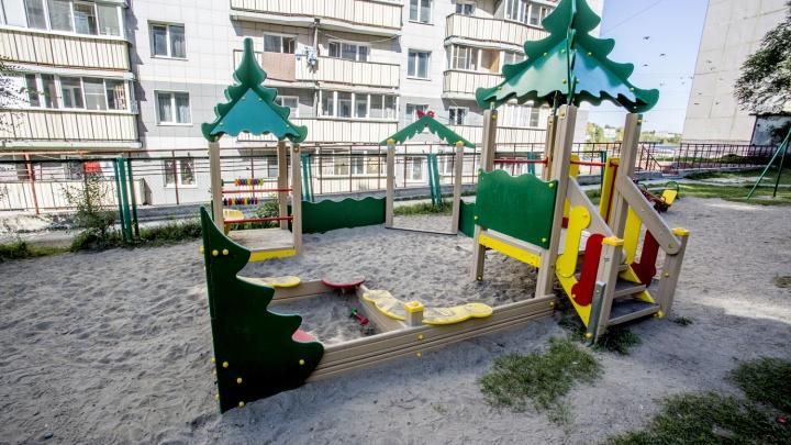 Золотые карусели: власти потратят 27,9 миллионов на детские площадки