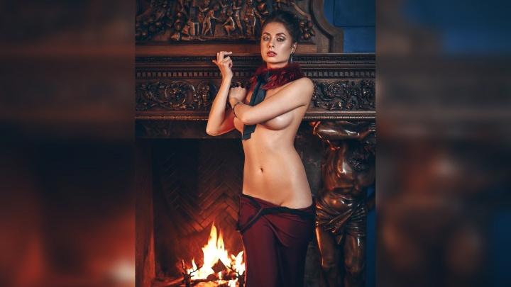 «Перестала стесняться»: откровенная екатеринбурженка завоевала сердца зрителей в конкурсе Playboy