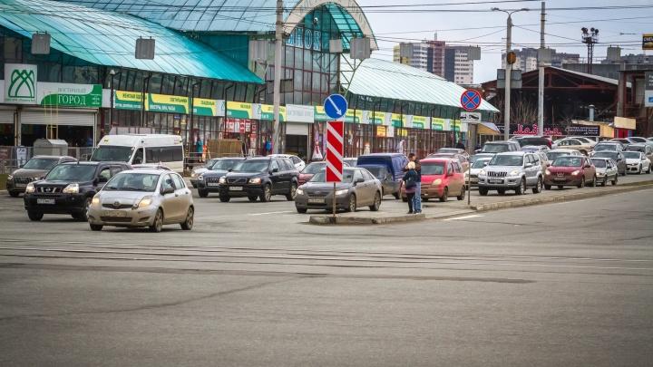 Верной дорогой: на загруженной улице в Челябинске в октябре начнут менять асфальт